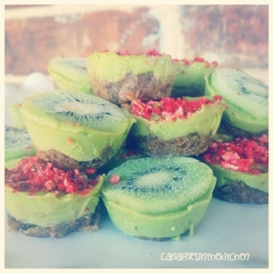Lemon Avocado tarts